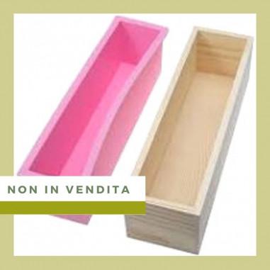 Prodotti NON in Vendita Stampo per Sapone Artigianale