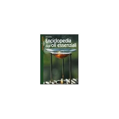 Libri cosmetica naturale Enciclopedia degli oli essenziali - Julia Lawless