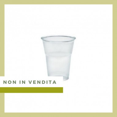 Prodotti NON in Vendita Bicchierino Plastica 25 ml