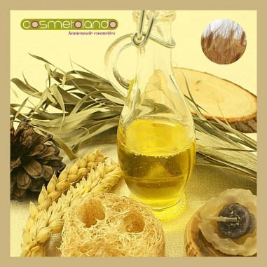 Oli Vegetali Convenzionali e Bio Olio di Germe di Grano - Triticum vulgare