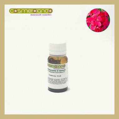 Oli Essenziali Puri Olio Essenziale di Geranio -  Pelargonium graveolens