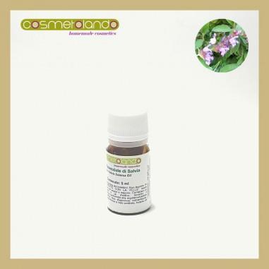 Oli Essenziali Olio Essenziale di Salvia - Salvia sclarea
