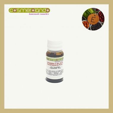 Conservanti, Antiossidanti e Chelanti Vitamina E (Tocoferolo)