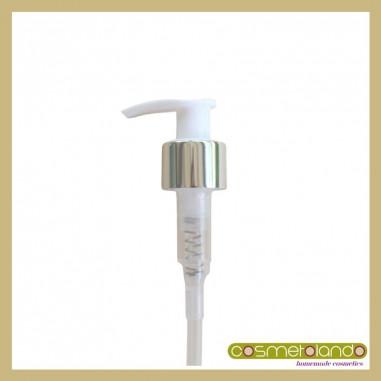Flaconi 24/410 Dispenser SAPONE ARGENTO filetto 24/410