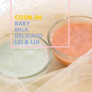 Mamma e Bambino Baby Milk delicato Lei & Lui – COSM-96 COSM-96
