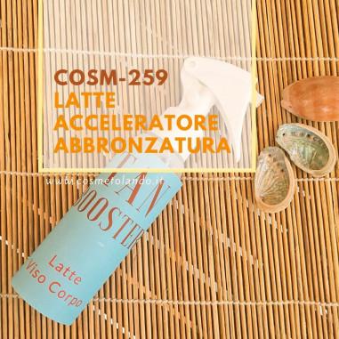 Effetto Bonne Mine Latte Acceleratore d'Abbronzatura – COSM-259 COSM-259