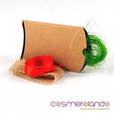 Packaging Natale Astuccio natalizio per oli essenziali e fragranze